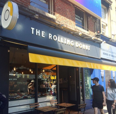 The Rolling Donut